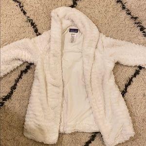 Girls M (10) Patagonia Pelage Jacket